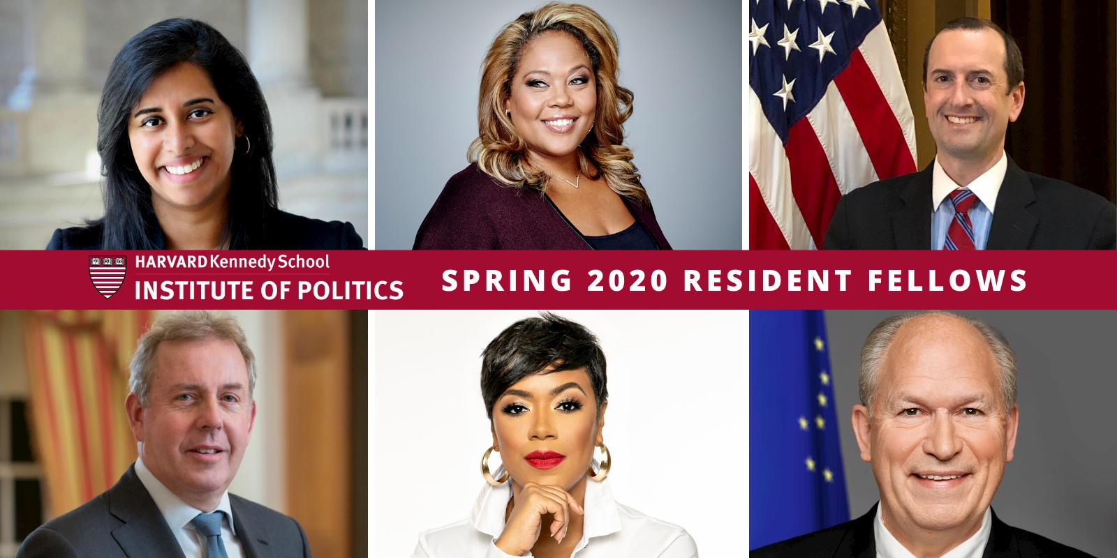 IOP Spring 2020 Resident Fellows