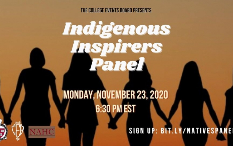 Indigenous Inspirers Panel