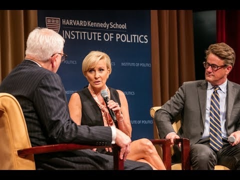 Embedded thumbnail for Highlights: Joe and Mika with IOP in D.C.