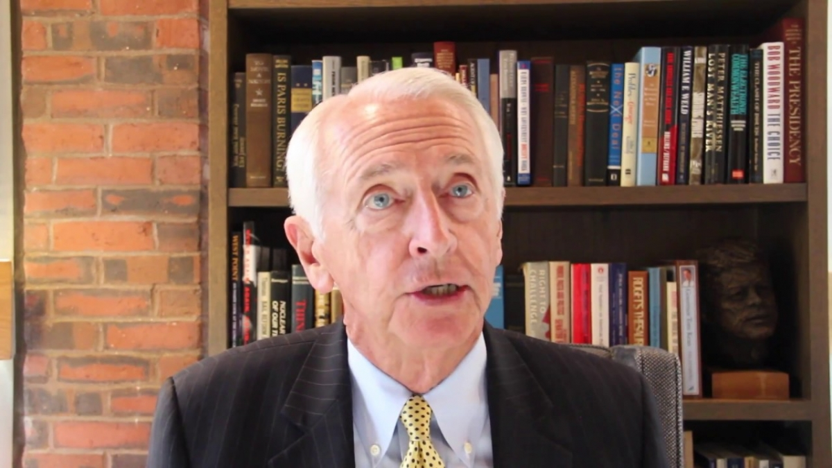Embedded thumbnail for Gov. Steve Beshear on Being a Democratic Governor in a Red State