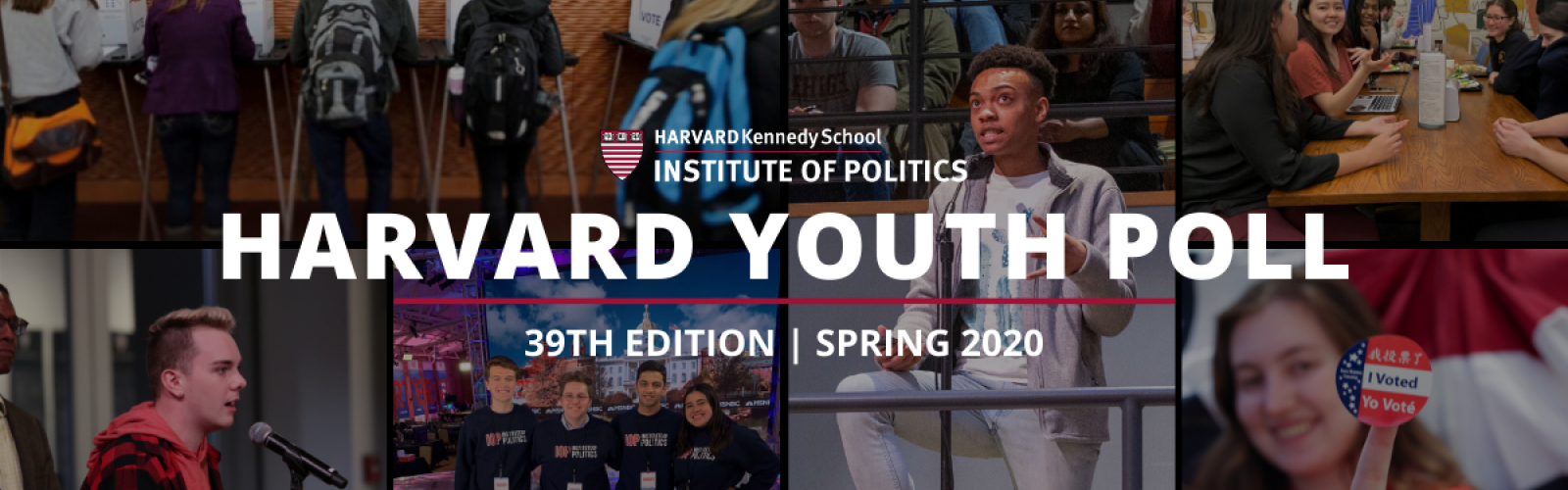 Spring 2020 Harvard Youth Poll