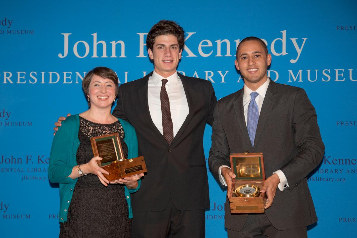 2014 New Frontier Awards Ceremony